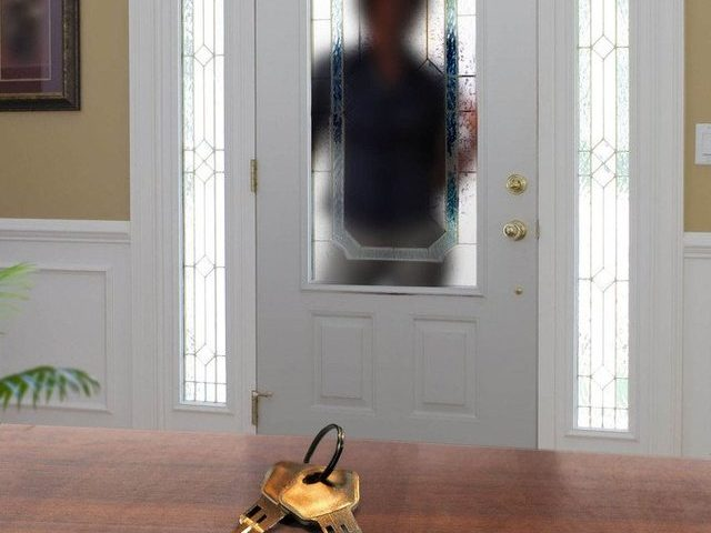 locked out of your home we can help.